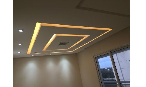 Simple Square Patterned False Ceilingfalse Ceiling Design Freshhomez,Imagine Fashion Designer Nintendo Ds