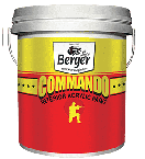 Commando Interior Acrylic Paint