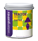 Asian paints Tractor Shyne