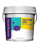 Asian panits Tractor UNO Acrylic Distemper
